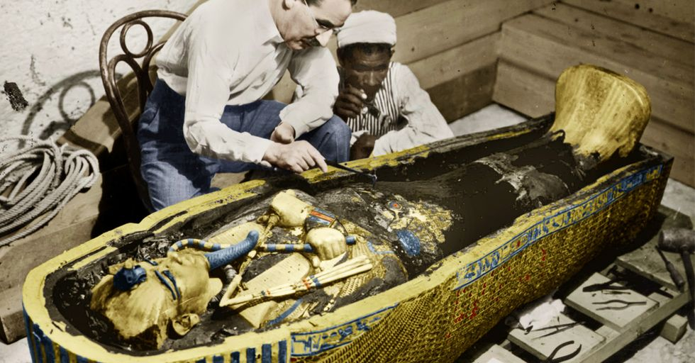 19 Ancient Facts About the Real Man Behind the Legend of King Tut