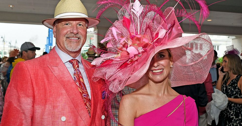The 25 Most Outrageous Kentucky Derby Hats Over the Years