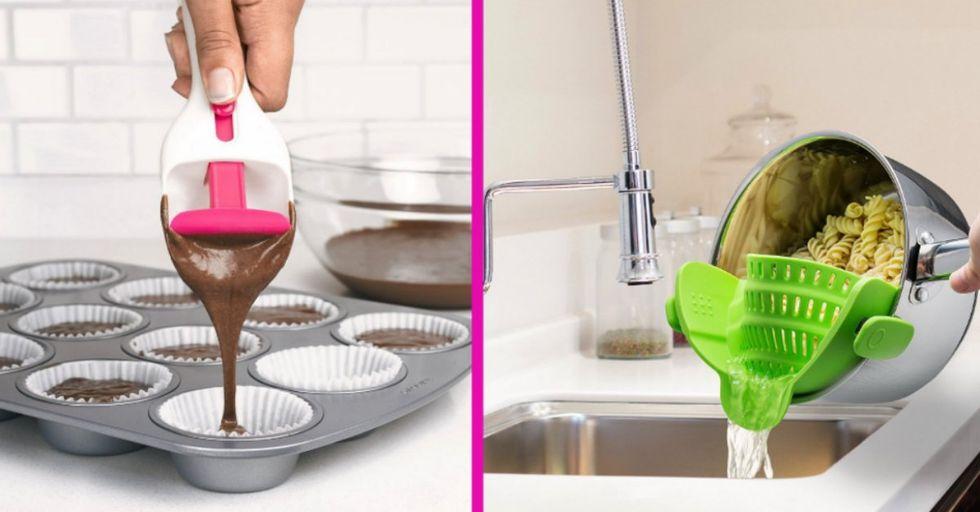 37 Cheap-But-Genius Gadgets Your Kitchen Deserves