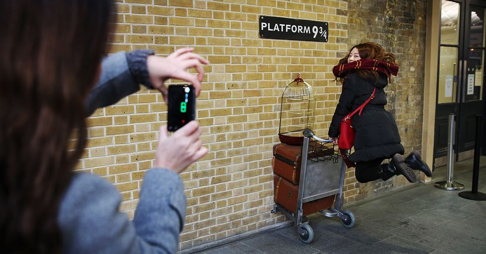 25 'Harry Potter' Travel Destinations All Fans Will Be Dying to Go To