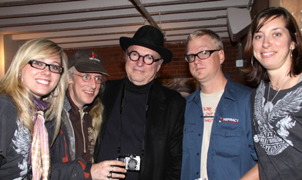 """About Last Night... Harley-Davidson Presents """"The Art of Rebellion"""""""