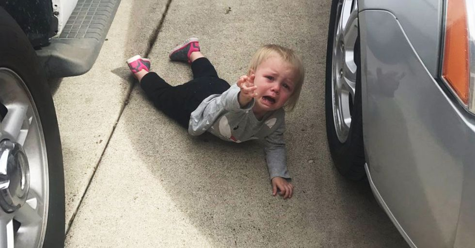 19 Parents Reveal the Hilarious Reasons Why Their Kid Is Crying