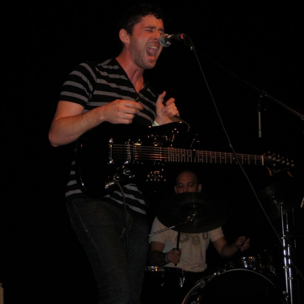 CMJ Day One: The Antlers at Music Hall of Williamsburg