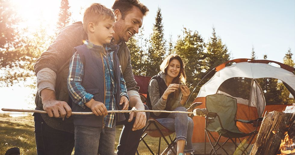 19 Brilliant Hacks for Your Next Family Camping Trip
