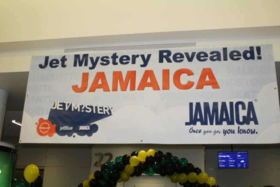 Mystery Tour: My Jet Blue Weekend
