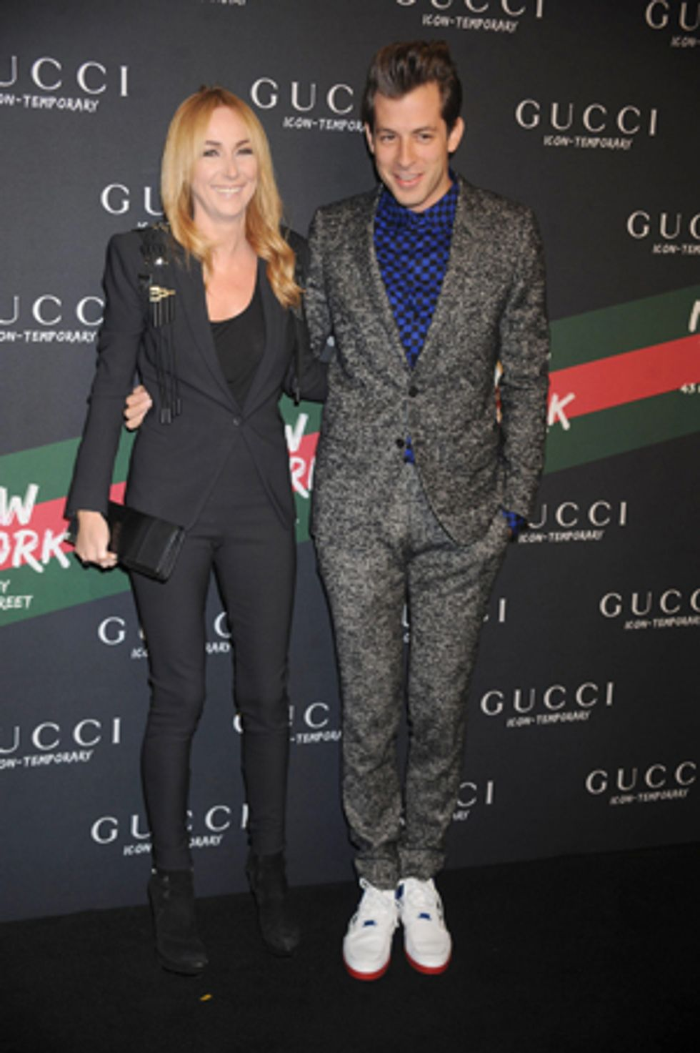 "About Last Night... The ""Gucci Icon-Temporary"" New York Store Opening"
