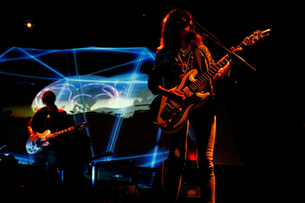 An Education: The School of Seven Bells at Music Hall of Williamsburg