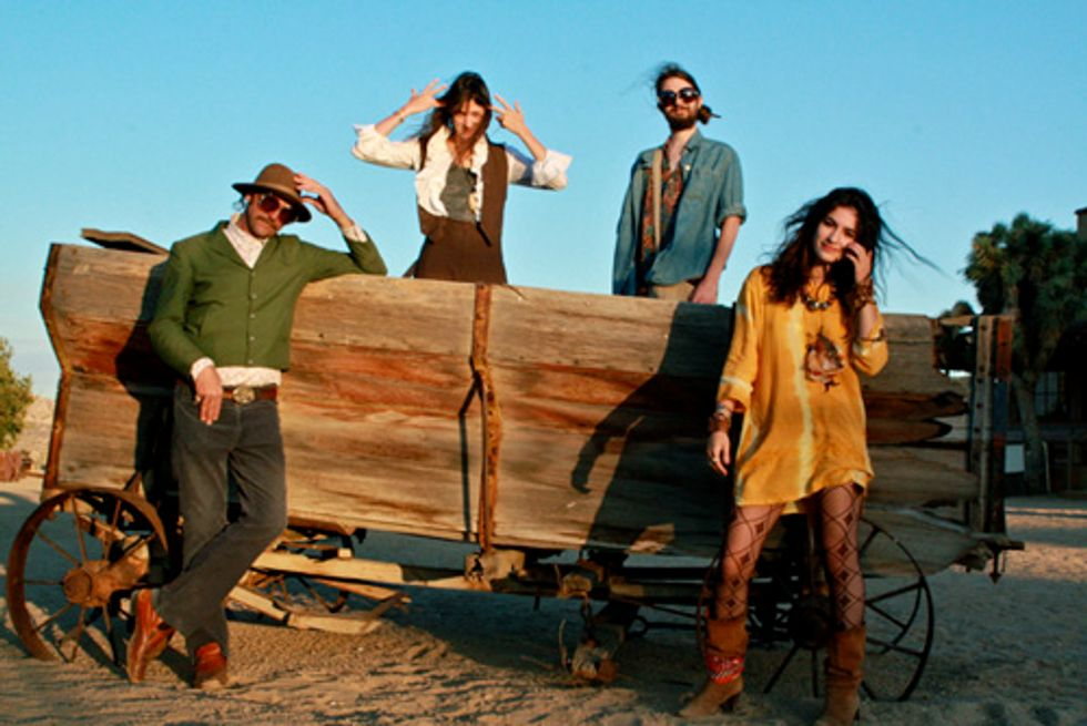 Freak Folk Meets the Wild West At the Second Annual Manimal Festival