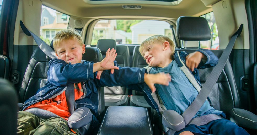 19 Road Trip Hacks So Your Kids Won't Drive You Crazy