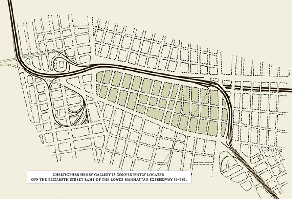 Eight Items or Less: Florent Morellet's Map Art & a Big B-Boy Battle