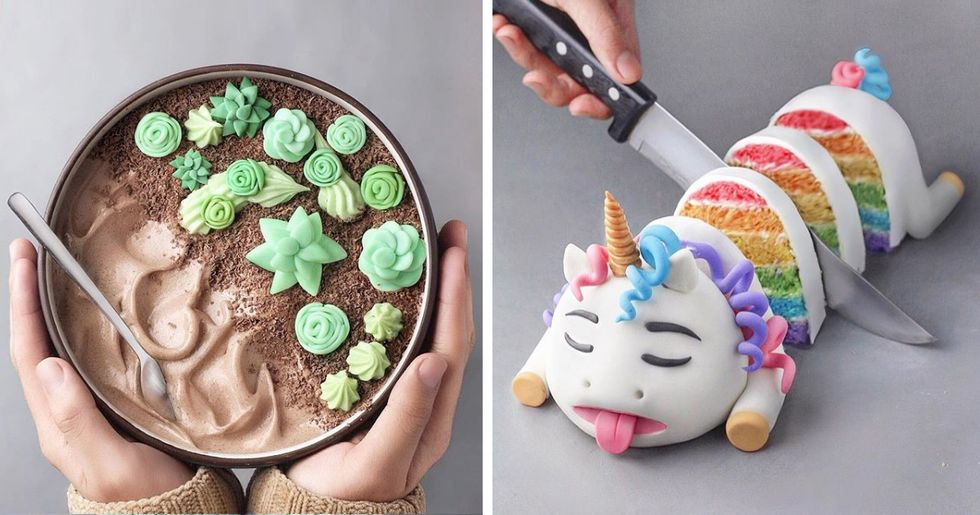This 16-Year-Old Vegan Makes the Most Incredible Food Art Ever