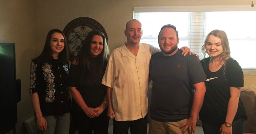 This Man's Search for His Birth Parents Ended in the Most Incredible and Surprising Way