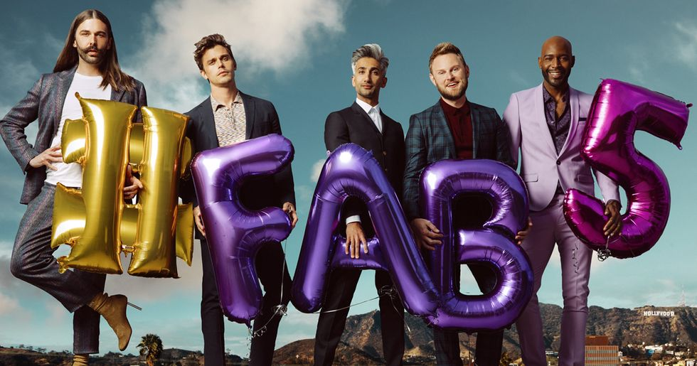19 Men Share What They Learned Watching 'Queer Eye'