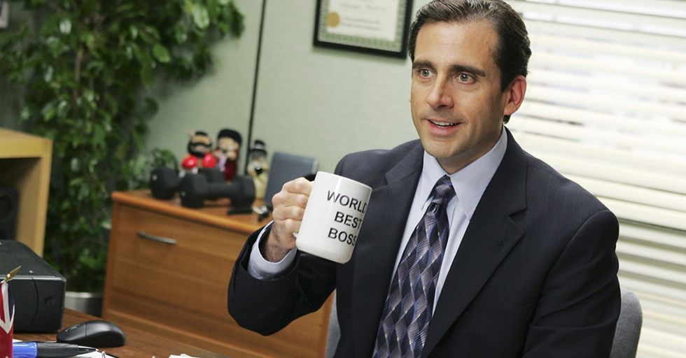35 Real-Life 'Michael Scott' Bosses, Called Out on Reddit