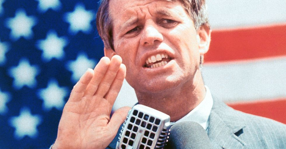 30 Shocking Truths About Bobby Kennedy, 50 Years After His Assassination