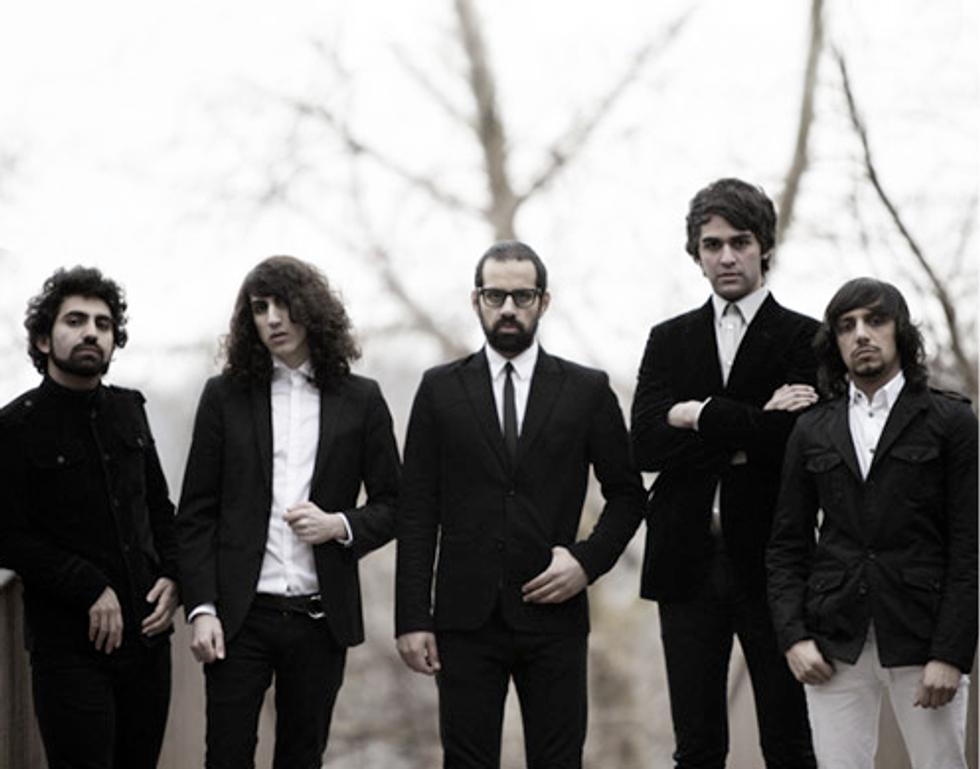 Iranian Rockers Hypernova Get Signed!