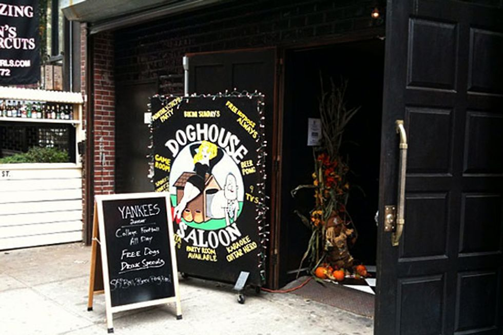 Bar of the Week: Doghouse Saloon