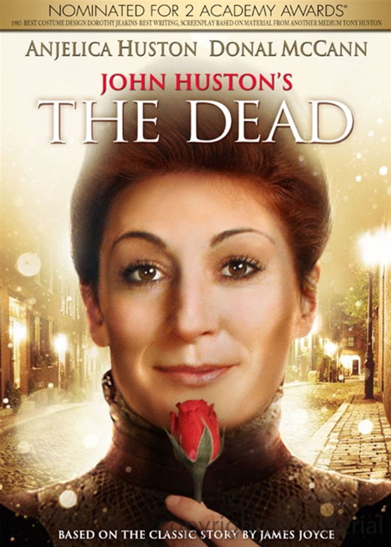 John Huston's Last Film, The Dead, On DVD!