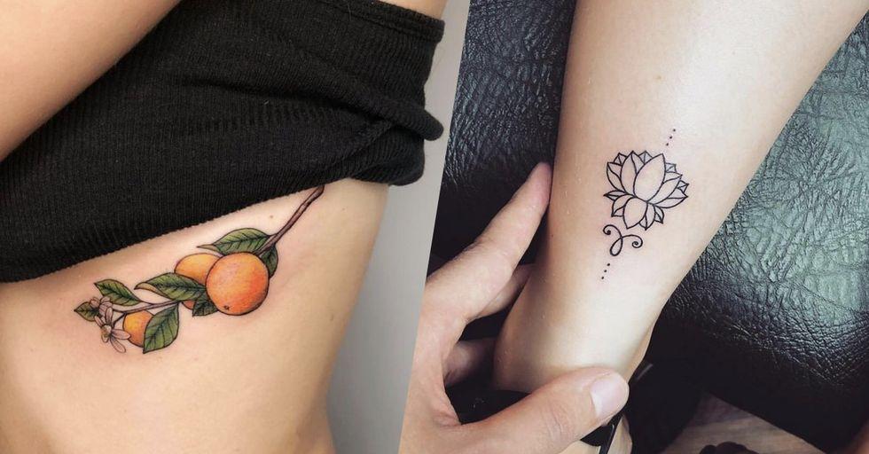 29 Tasteful, Elegant Tattoo Ideas You'll Want to Steal