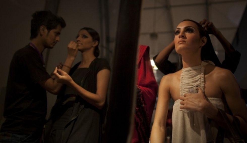 Daily Obsession: Pakistan Fashion Week