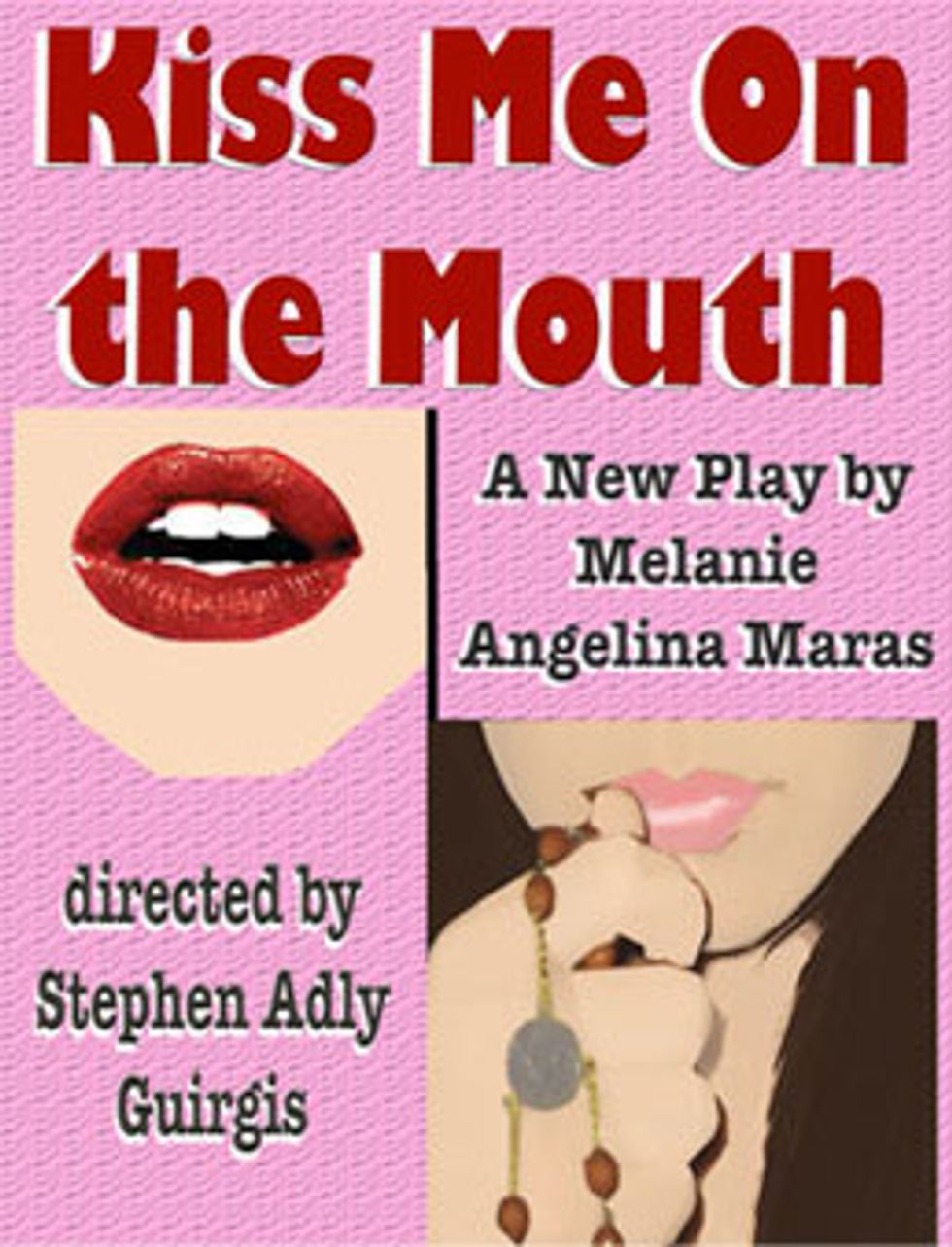 Stage Notes: Kiss Me on the Mouth