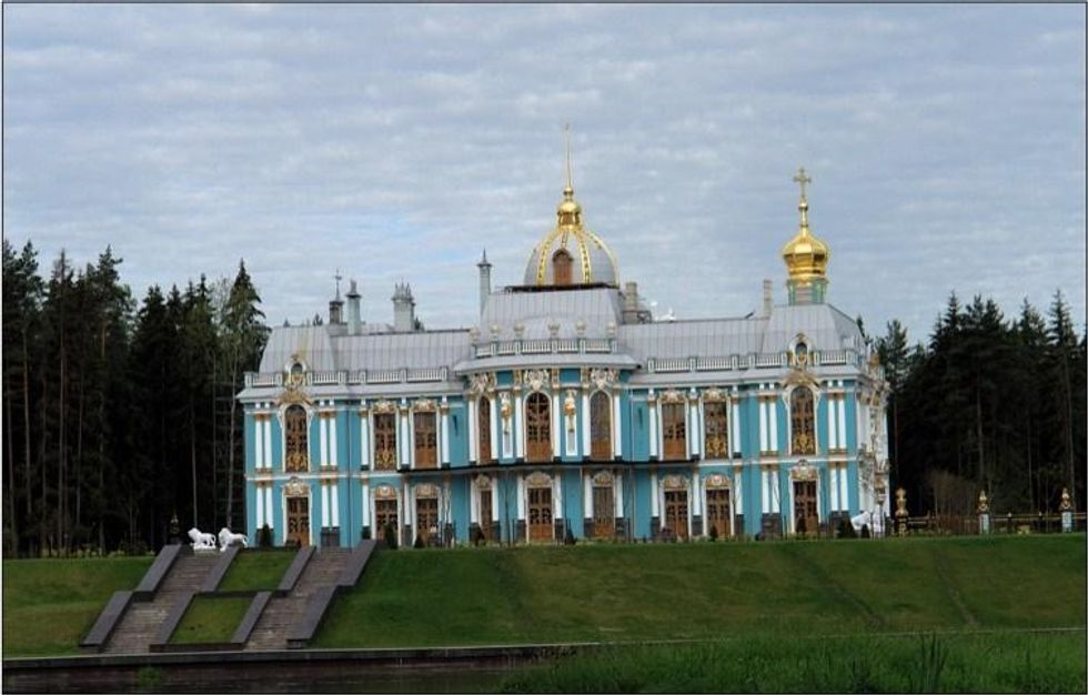 A Russian Millioinaire's New Palace Pays Homage to the Last Royal Family of Russia