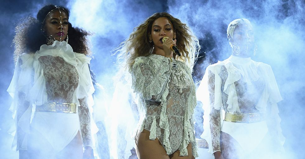 9 Songs Beyoncé Stole from Famous Musicians