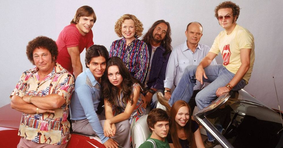 30 Strange Details From 'That 70s Show' That Have No Explanation