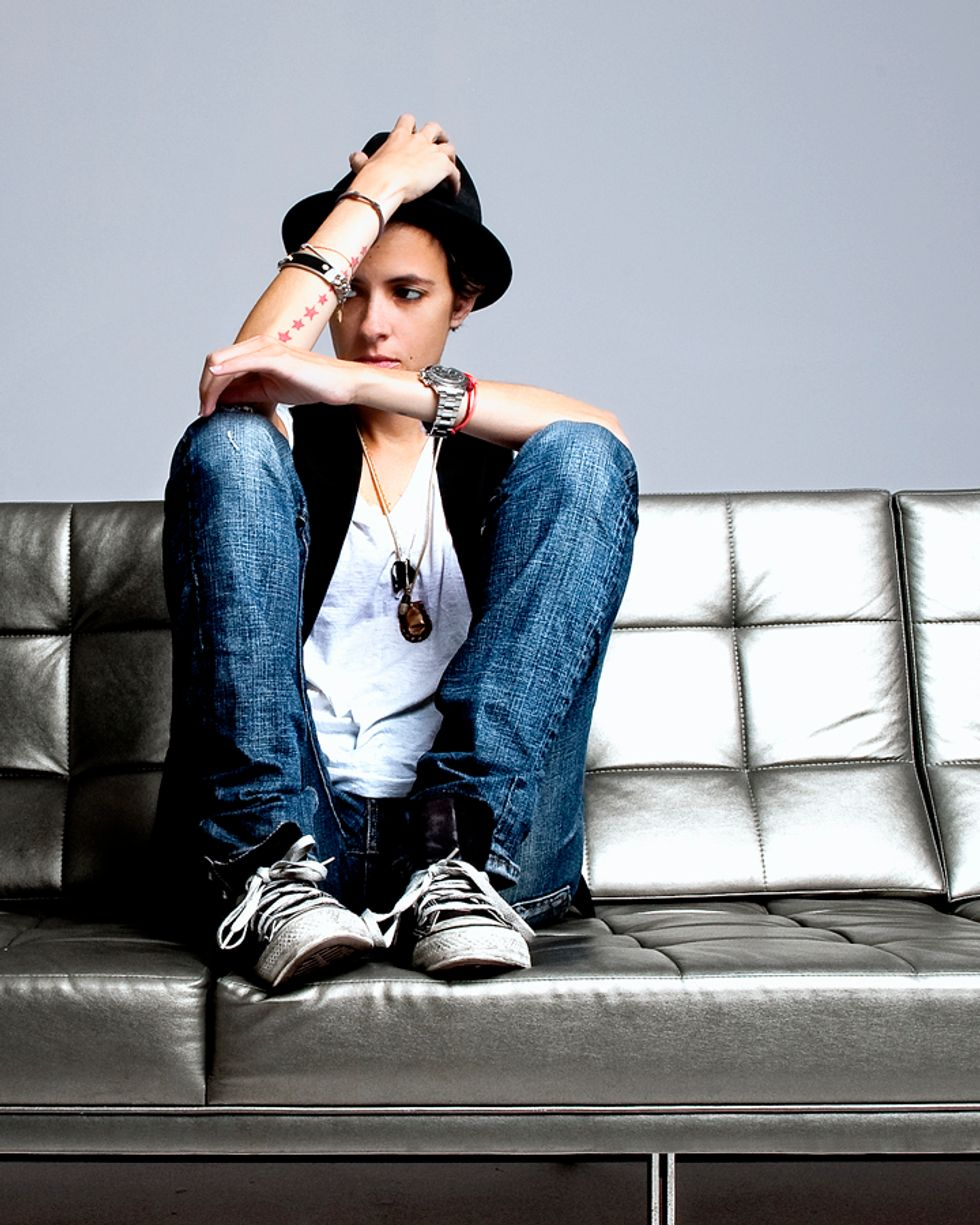 A Quick Chit-Chat with Samantha Ronson