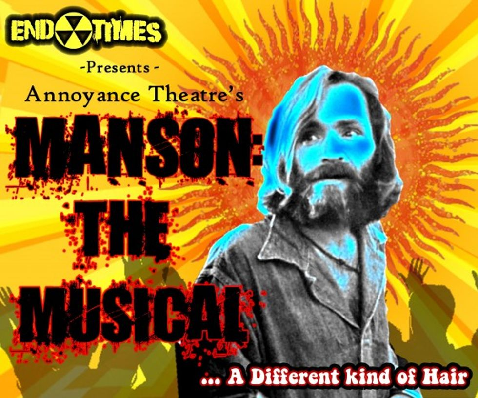 Stage Notes: Manson: The Musical!