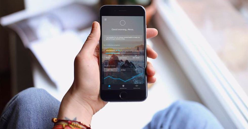 This Highly-Rated Meditation App Puts Your Mental Health First