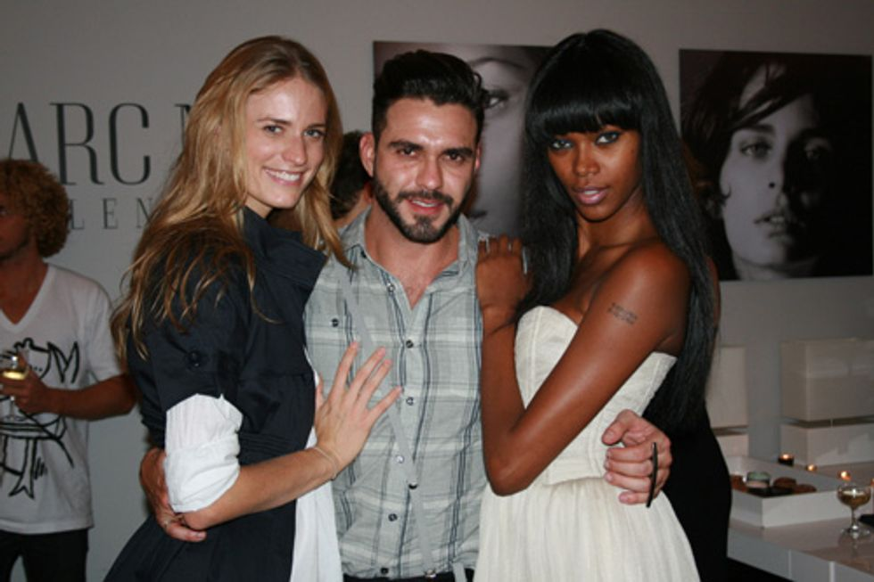 Peter Davis' Status Update: Arc NY, Beauty Is Power