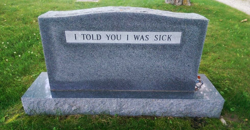 29 Tombstones From People Who Had a Great Sense of Humor Even in Death