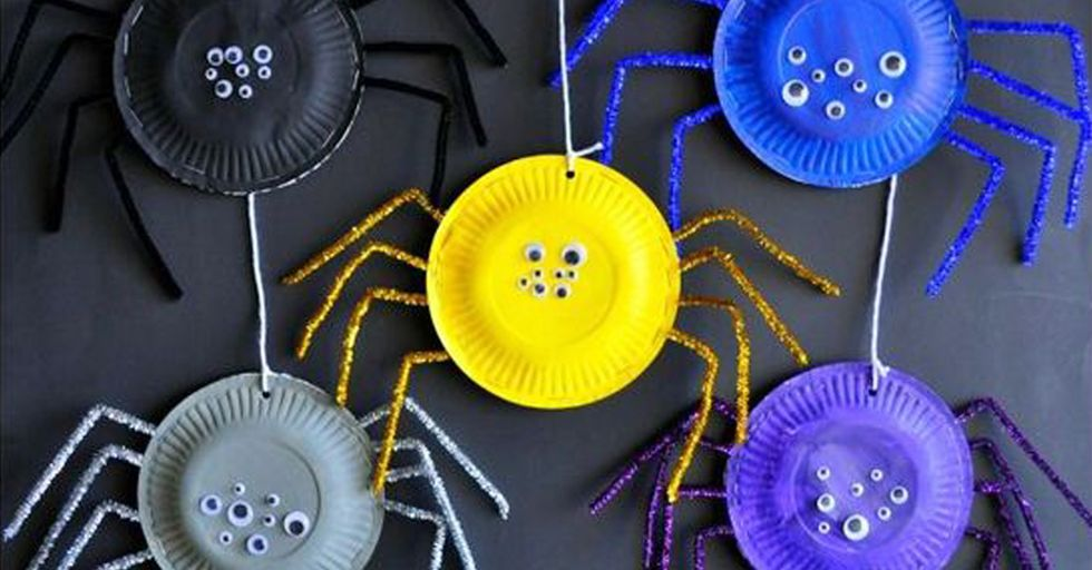 Halloween Crafts to Do with Your Kids
