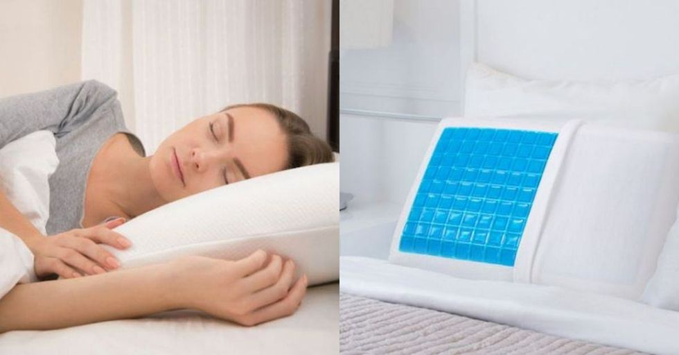 Get A Better Night's Rest With This Best-Selling Pillow