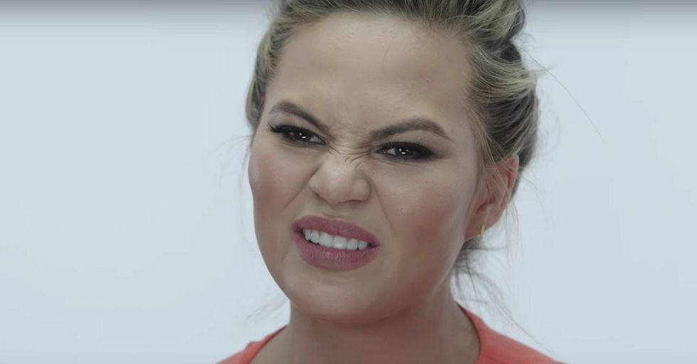 Things You're Definitely Pronouncing Incorrectly (Including Chrissy Teigen's Name)