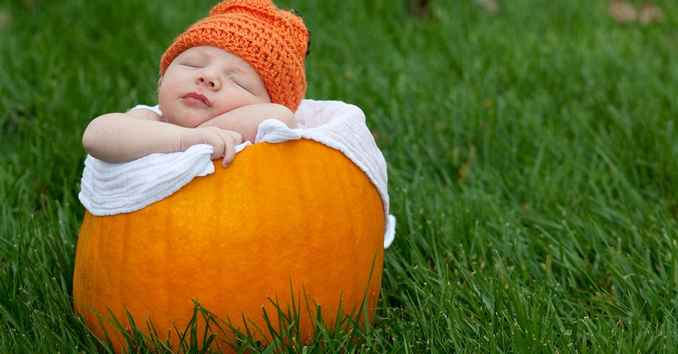 29 Babies in Pumpkins That Are Too Cute for Words