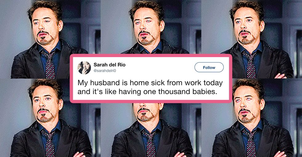Jokes That Are Too True for Married People