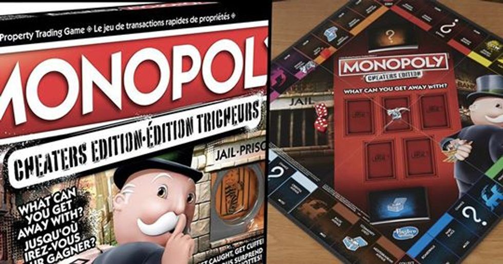 Monopoly Releases Special Edition Specifically For Cheaters
