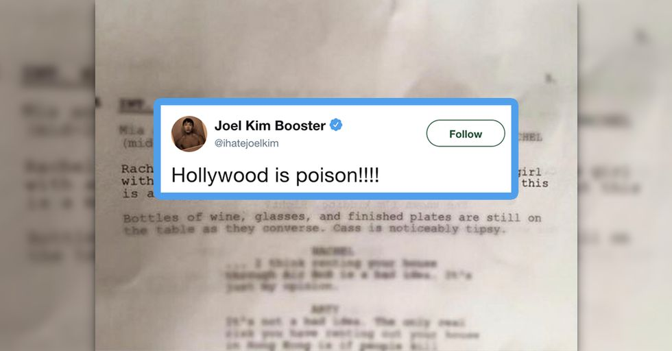 Asian Actor Joel Kim Booster Reveals Hollywood's Deep Racism Problem With One Tweet
