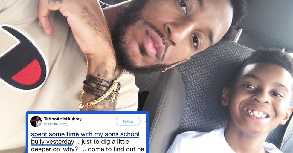 This Dad Confronted His Son's Bully Only to Uncover a Tragic Story