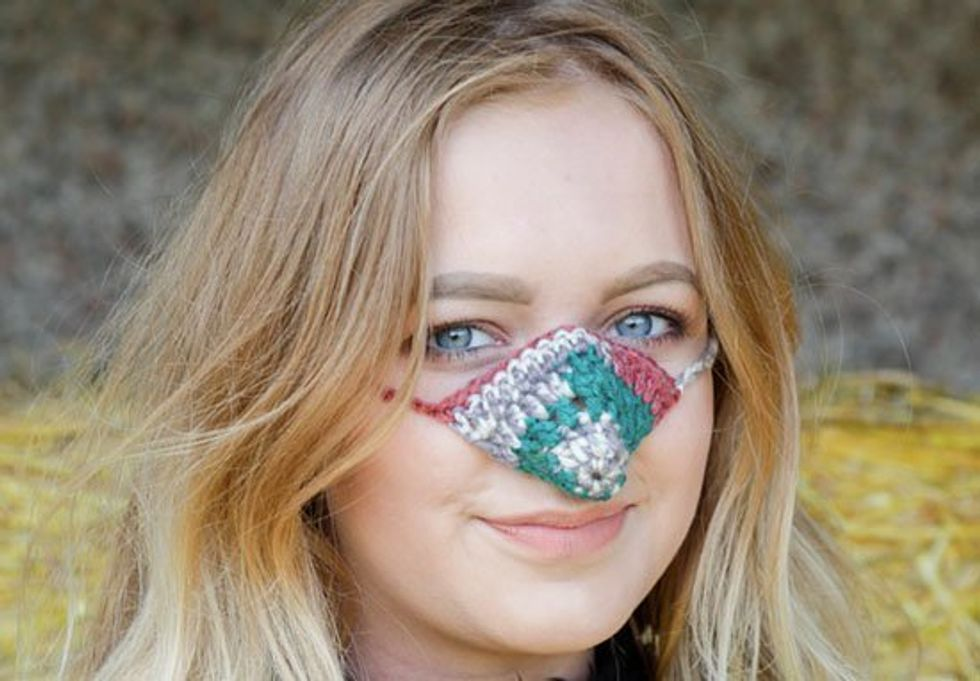 Nose Warmers On Sale For People Who Are Always Cold