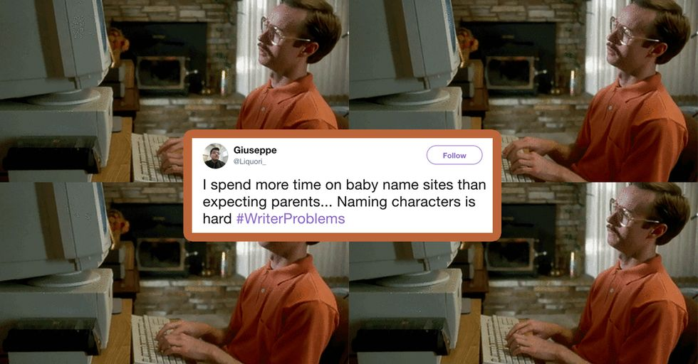 Funny Tweets About What It's Really Like to Be a Writer