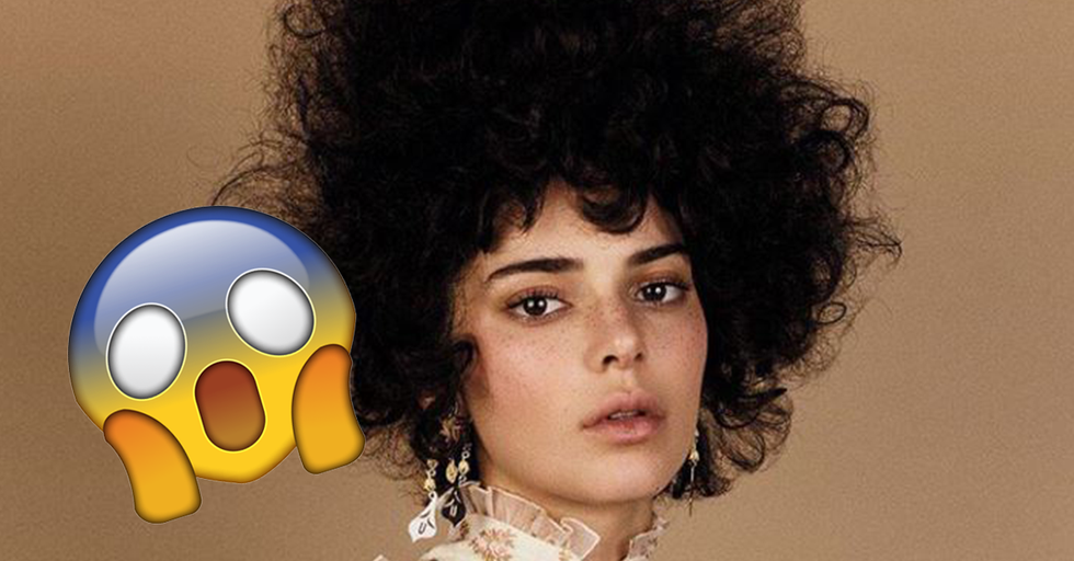 Kendall Jenner's Controversial Afro Has People Outraged Over Cultural Appropriation