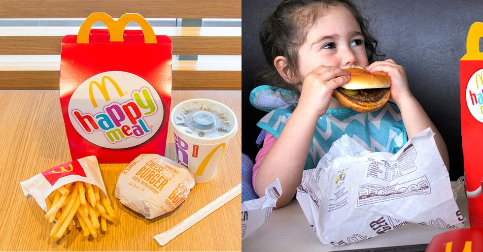 McDonalds Silently Removes Happy Meal From Menu and Parents Are Outraged