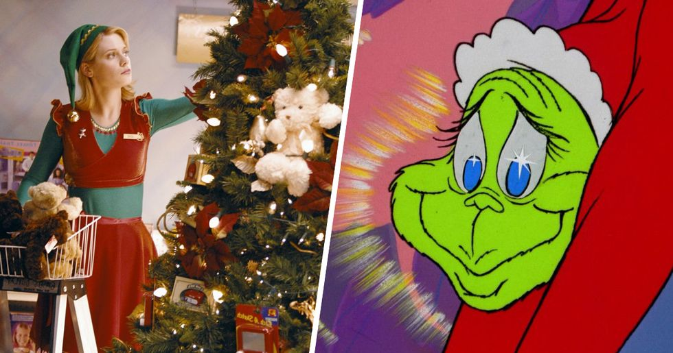 Putting Christmas Decorations Up Early Makes You Happier, Experts Find