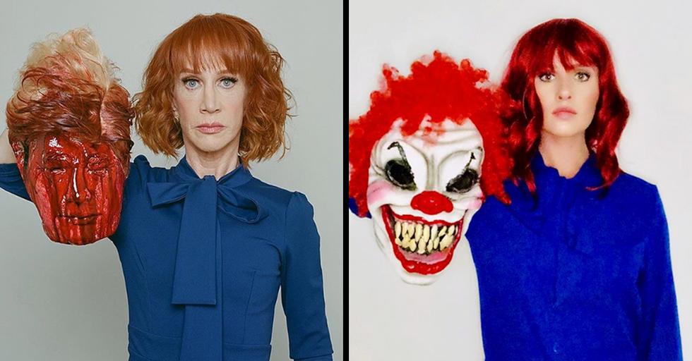 Tomi Lahren Accidentally Calls Trump a Clown In Huge Halloween Fail