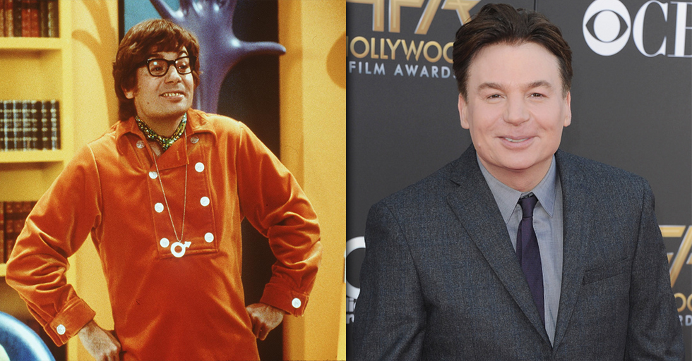 Mike Myers Confirms 'Austin Powers 4' Is Happening