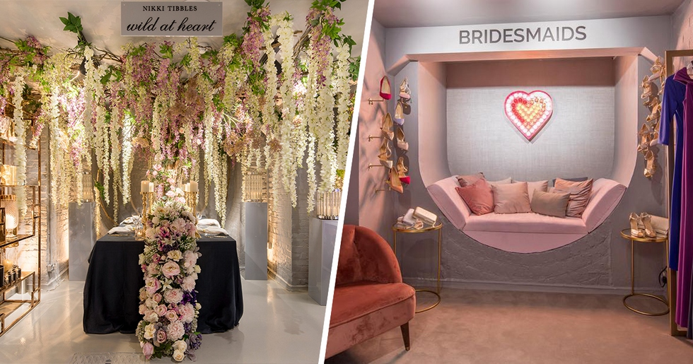 The World's First Wedding Department Store Is Here