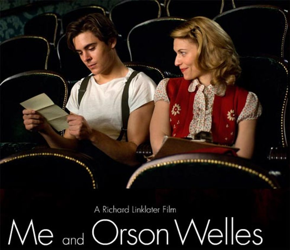 Me And Orson Welles: Fabulously Entertaining!